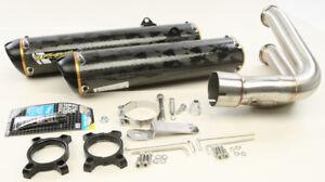TBR M-2 CANAM SPYDER'08-12 S/O DUAL CF VALE 005-2290407DV MC Can-Am