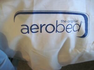 AEROBED TWIN BUILT IN PUMP FIRMNESS ADJUSTMENT GREAT CONDITION MODEL 231/TD000