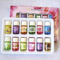 Essential oils set Pure Essential oil gift set 100% pure aromatherapy top kit
