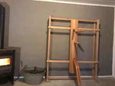 Wing Tsun / Chun Holzpuppe/ wooden dummy/ Muk Yan Jong -Buche-