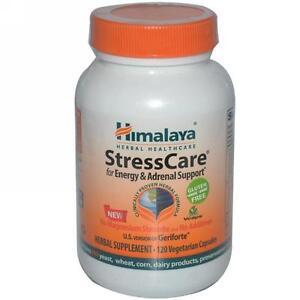 Himalaya Herbal Healthcare, StressCare, 120 ct