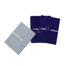 20 Pieces 52x38mm Solar Cell Cells 0.28Wp for DIY 5W Watt Solar Panel Mini Light