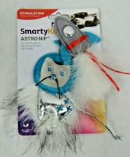 SmartyKat Astro Nip SpaceKat & Rocket Cat Toy Stimulation cat's needs ECO