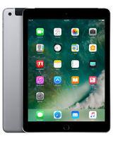 Apple iPad (5. Generation) WiFi + 4G 32GB silber iOS Tablet Neu & OVP