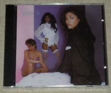 Vanity 6 Six - Vanity6 CD Prince, Nasty Girl, Apollonia 6, The Family NEW SEALED
