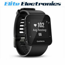 GARMIN FORERUNNER 35 GPS RUNNING WATCH HEART RATE MONITOR WRIST BAND BLACK