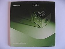 Various - Advance! 2001.1 Promo CD 7 Track Compilation Mute ‎– ADVANCE 4CD