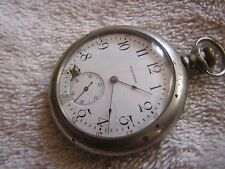 Antique American Waltham Watch 15 Jewels Keystone Watch Case