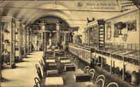 Maison de Melle lez-Gand Musée Ethnographique CPA AK alte Postkarte um 1910/20