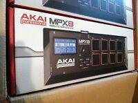 Akai Professional MPX8 MPX 8 SD CARD SAMPLE PLAYER CONTROLLER USB DJ //ARMENS//