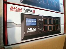 Akai Professional MPX8 MPX 8 SD CARD SAMPLE PLAYER CONTROLLER USB DJ //ARMENS//