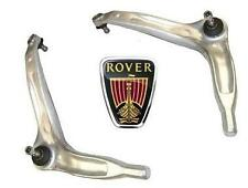 ROVER 75   CDTi CDT 99>TWO FRONT LOWER WISHBONES SUSPENSION ARMS  NEW