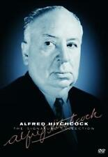 Hitchcock DVD Collection - Dial M For Murder / I Confess / Stage Fright / The Wr