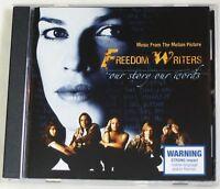 FREEDOM WRITERS - CD - SOUNDTRACK