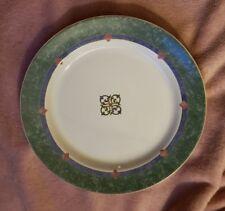 "PFALTZGRAFF AMALFI MEDITERRANEAN 12"" ROUND CHOP SERVING PLATE PLATTER MINT COND"