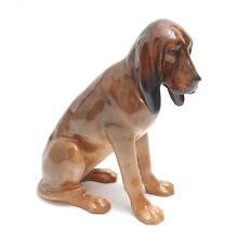 RARE Vintage Royal Doulton HN Series Figurine, Seated Bloodhound HN 176