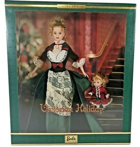 Barbie & Kelly Victorian Holiday 28395