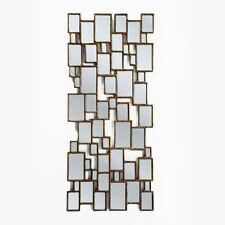 Unbranded Art Deco Style Rectangle Decorative Mirrors