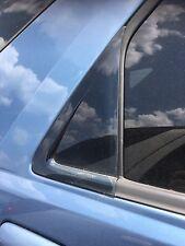 02-07 Buick Rendezvous PASSENGER Right Side Window Rear Door Corner Trim Black