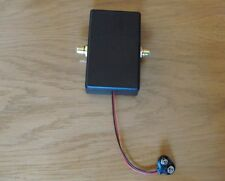 ANTENNA RF AMPLIFIER FOR YOUR OLD CRYSTAL, REGEN OR SUPER RADIOS