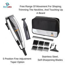 Mens Grooming Hair Trimmer Kit Facial Hair Cut Beard Nose Ear Trimming Men Trim