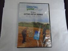 The Mental Game Mastery Series Getting Out Of Trouble PART 1 DVD, New