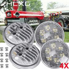 4x For John Deere Re285628 Re336112 Led Flood Fender Work Light 45 1500lm