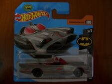 HOT WHEELS VERY RARE TV SERIES BATMOBILE SEALED MINT CONDITION.