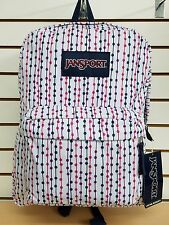 Jansport SUPERBREAK Backpack Front Row Spot **NEW with Tag**