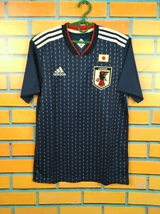 Japan Jersey 2018 2019 Home S Shirt Adidas Football Soccer CV5638 Trikot Maglia