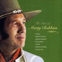 MARTY ROBBINS - THE BEST OF MARTY ROBBINS [SONY] NEW CD