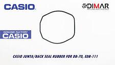 CASIO GUARNIZIONE/ BACK SEAL RUBBER, PER MODELLI. DB-70, EDB-111