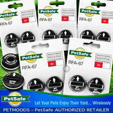 PetSafe RFA-67D-11 Batteries Wireless Fence Dog Collar  PIF-275-19  NEW Qty 10
