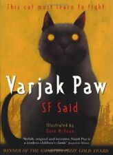Varjak Paw-S. F. Said, Dave McKean