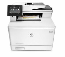 HP LaserJet Pro M477fdn A4 USB Network Multifuction Colour Laser Printer CF378A