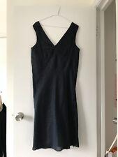 Monsoon dress - Size: UK 18 - Colour: Dark blue