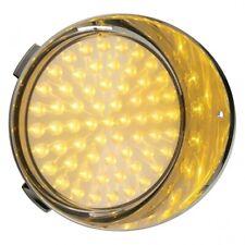 LED Freightliner Daytime Running Light (Passenger) - Amber LED/Clear Lens 39641