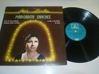 "MARGARITA SANCHEZ ASI CANTA FLAMENCO 1981 - SPANISH EDITION LP 12"" VINILO VG/VG"
