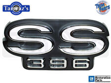 """68 Chevelle """" SS 396 """" Rear Body Panel Emblem  - USA MADE NEW 4501"""