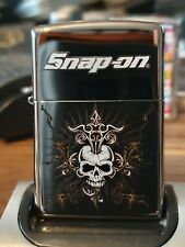 LIMITED EDITION SNAPON SKULL ZIPPO BRAND NEW IN GIFT/PRESENTATION BOX.