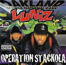 THE LUNIZ : OPERATION STACKOLA / CD