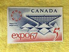 Postcard ~ Canada ~ Expo 67 ~ UNUSED