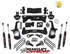 "2011-2015 Chevrolet GMC 2500HD/3500HD ReadyLIFT 7-8"" Suspension Lift Kit 2WD"