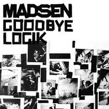 """MADSEN """"GOODBYE LOGIK"""" CD NEUWARE!!!!!!!!!!!!!!!"""