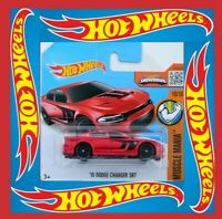 Hot Wheels 2016   ´15 DODGE CHARGER SRT   #MUSCLE MANIA#   130/250 NEU&OVP