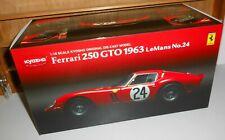Kyosho 1:18 Ferrari 250 GTO 1963, Le Mans im ORK