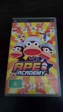 Ape Academy sony playstation portable psp in very good condition free post