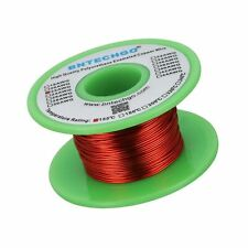BNTECHGO 22 AWG Magnet Wire - Enameled Copper Wire - Enameled Magnet Winding ...