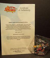 Disney Auctions LE Prototype Disney Goofy Birthday Beach Pin (only 4 made)