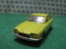 Vintage -  CITROEN GS   - 1/43 Solido Ref. 193   MIB